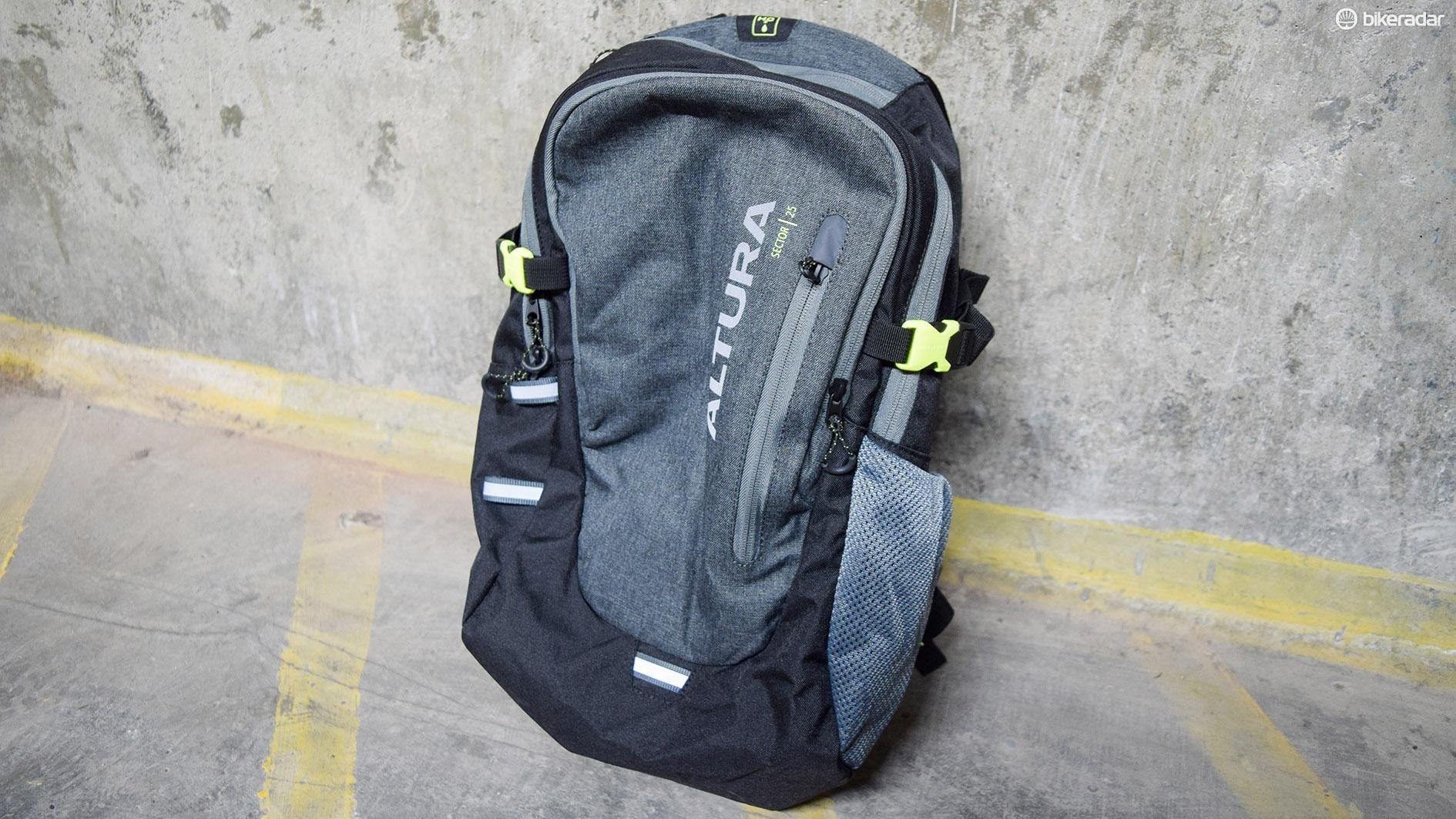 Altura's Sector bag is great for commuting