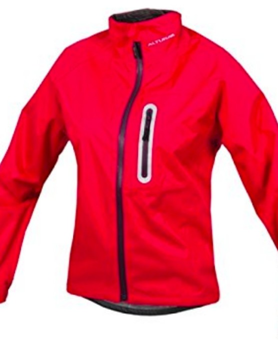A handy jacket for the commuter cyclists out there