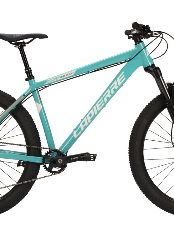 The top-end bike looks like a right hoot
