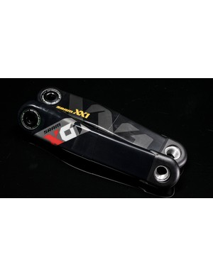 The XX1 Eagle and X01 Eagle groups get an all-new carbon crankset, with each oriented to XC and trail/enduro respectively