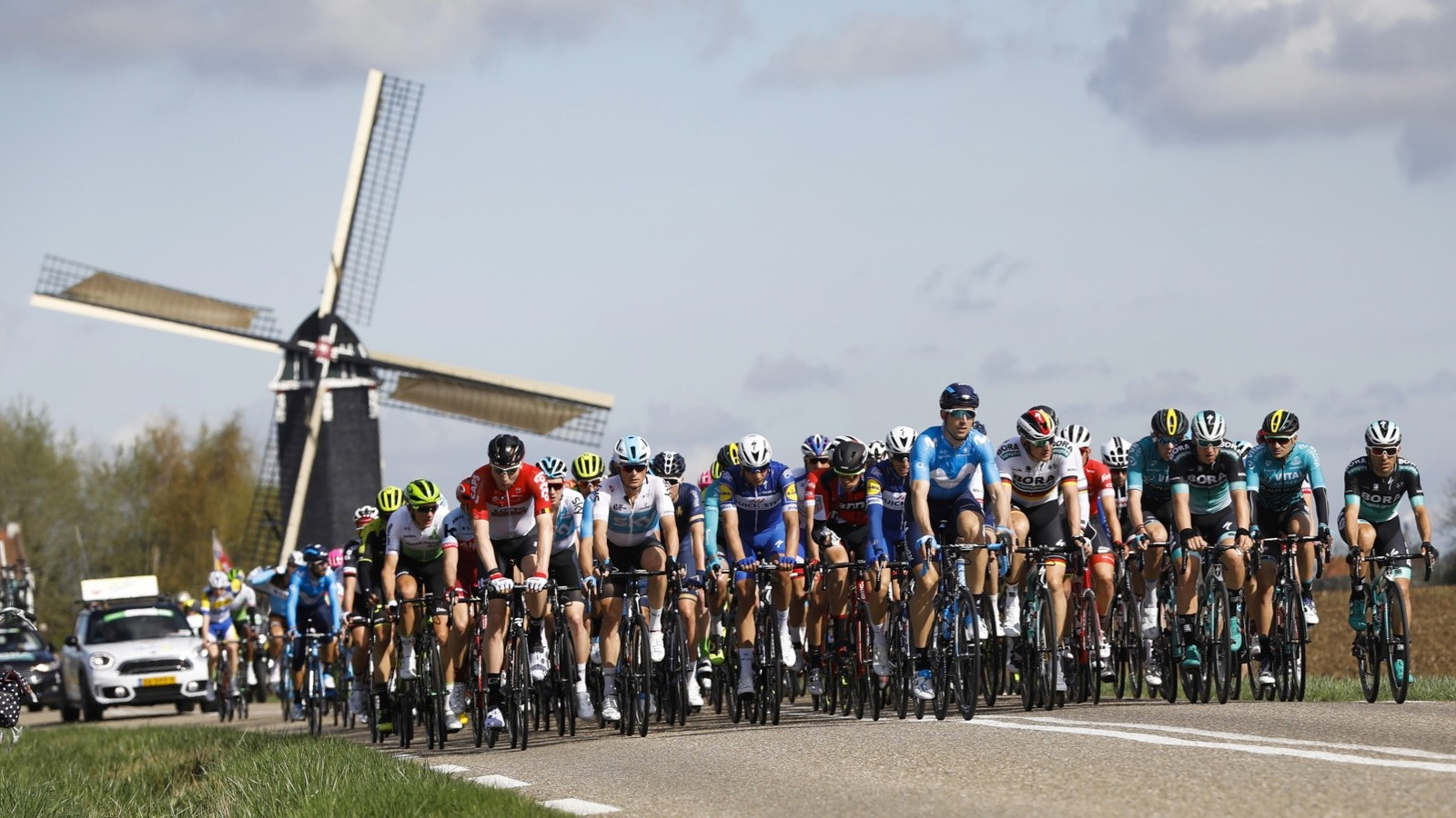 The 2019 route for the Amstel Gold Race in the Netherlands is still to be finalised