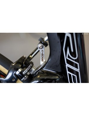 As far as component brands go, K-Edge is arguably the most prevalent in the professional peloton