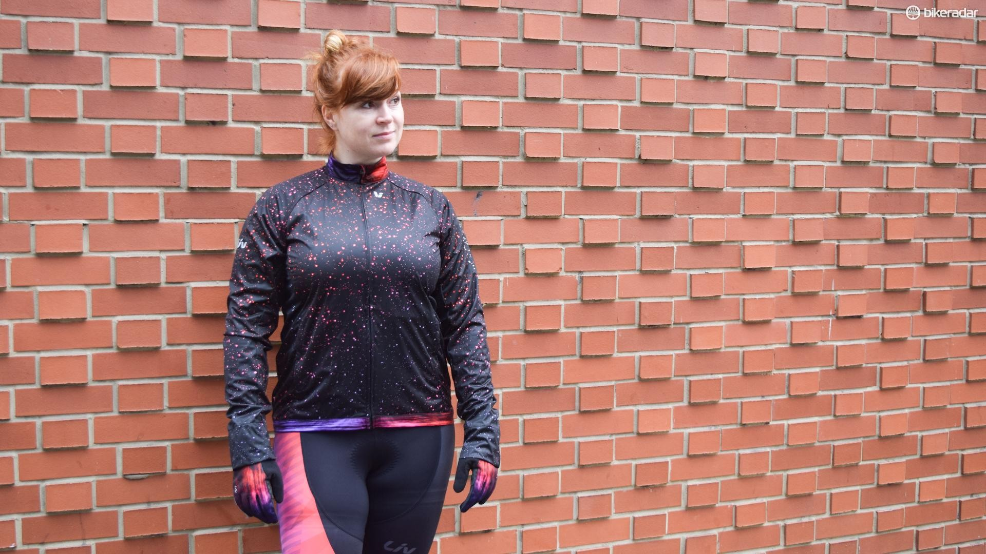 The Zorya range consists of windproof jackets, gloves, arm warmers and leg warmers