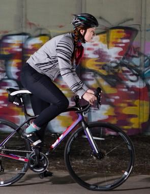 Aoife Glass, women's cycling editor at BikeRadar, loves exploring by bike
