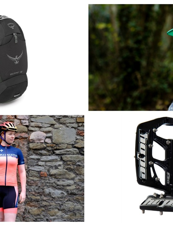 Go-to gear from women's editor Aoife Glass