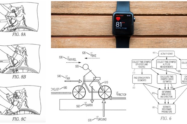 Apple appears to be developing technology that could estimate power output in the Apple Watch 3