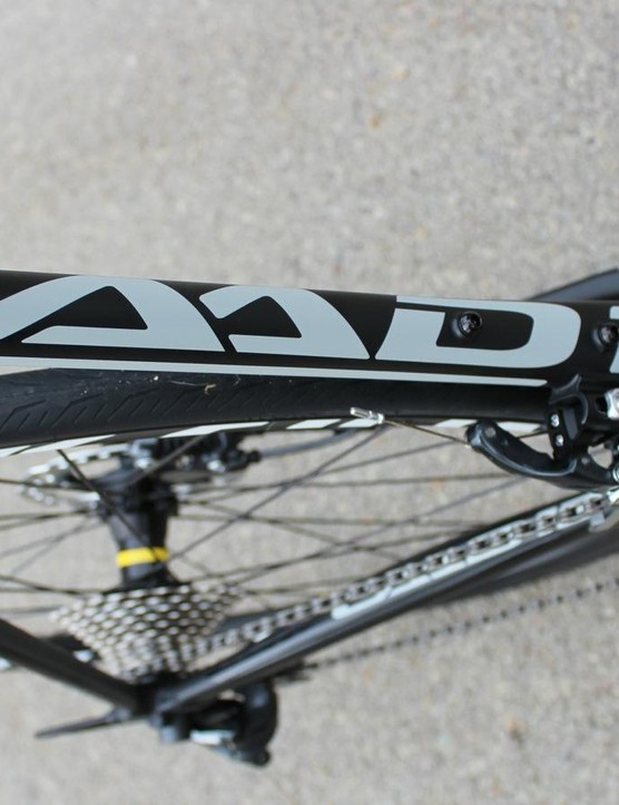 CAAD12 is Cannondale's latest alloy iteration