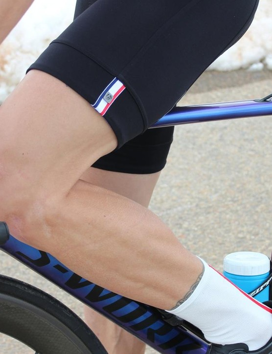 Bontrager's Classique line also includes bibs, shoes and other soft goods