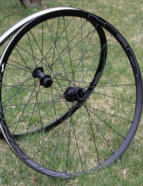 Hed Ardennes Plus GP Disc Brake wheels
