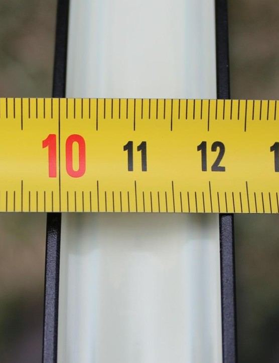 The Plus means extra width