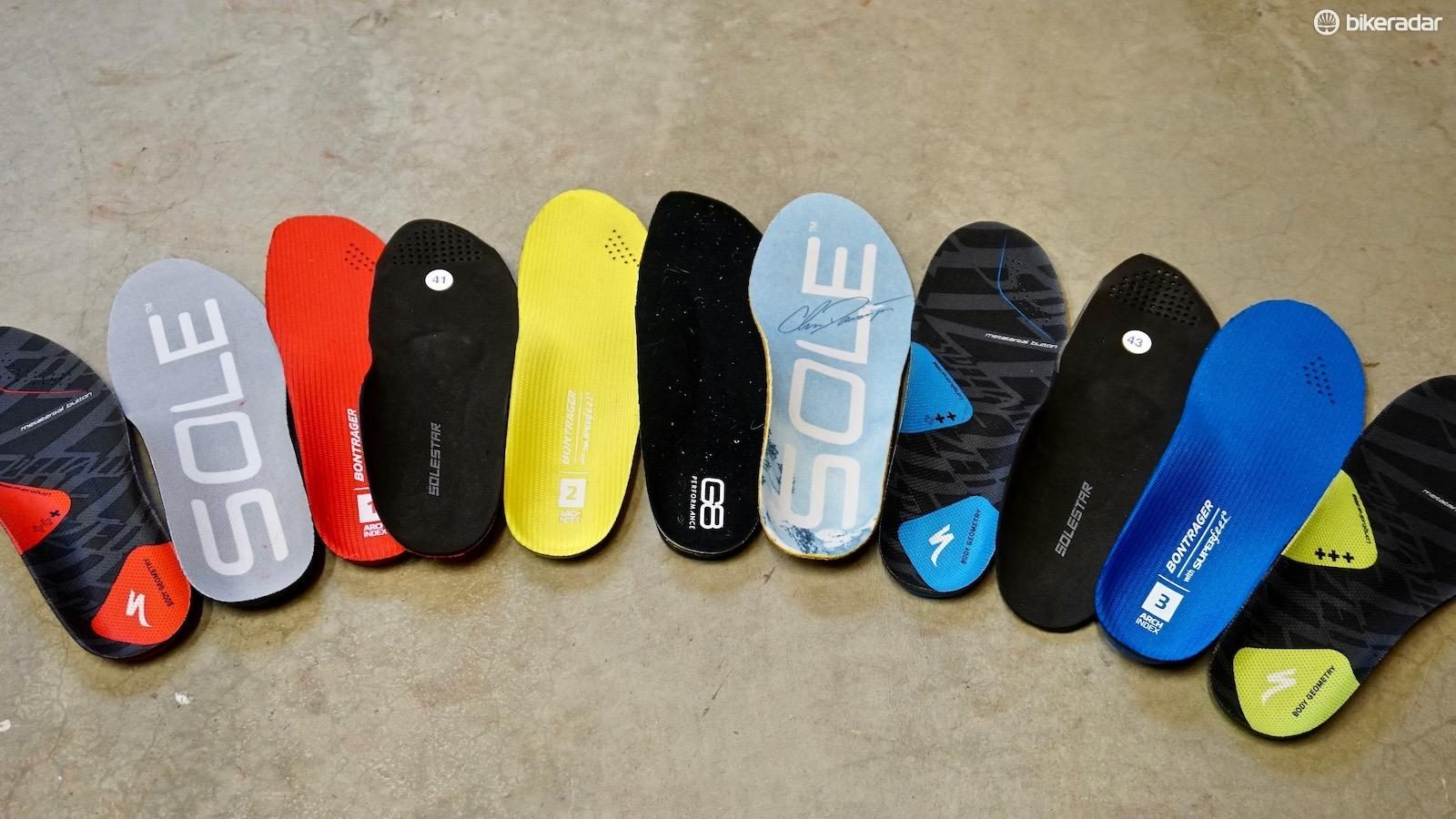 arch supports and why your cycling feet