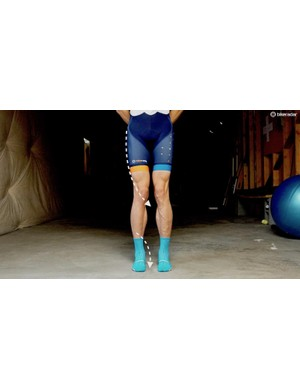 When our arch is not sufficiently supported muscularly or structurally, an inward collapse of the leg can bring on an injury in the foot, ankle, knee or hip
