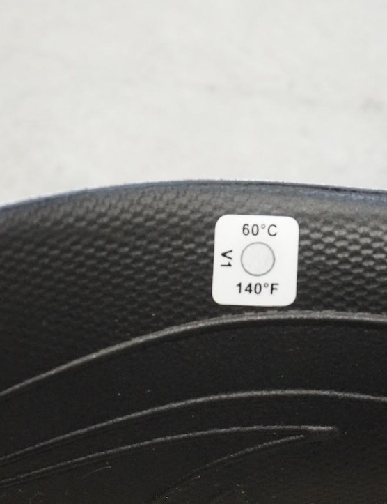 Heat-mouldability can enhance the fit of the Sole insole to the shoe as much as it does the fit and support of the foot