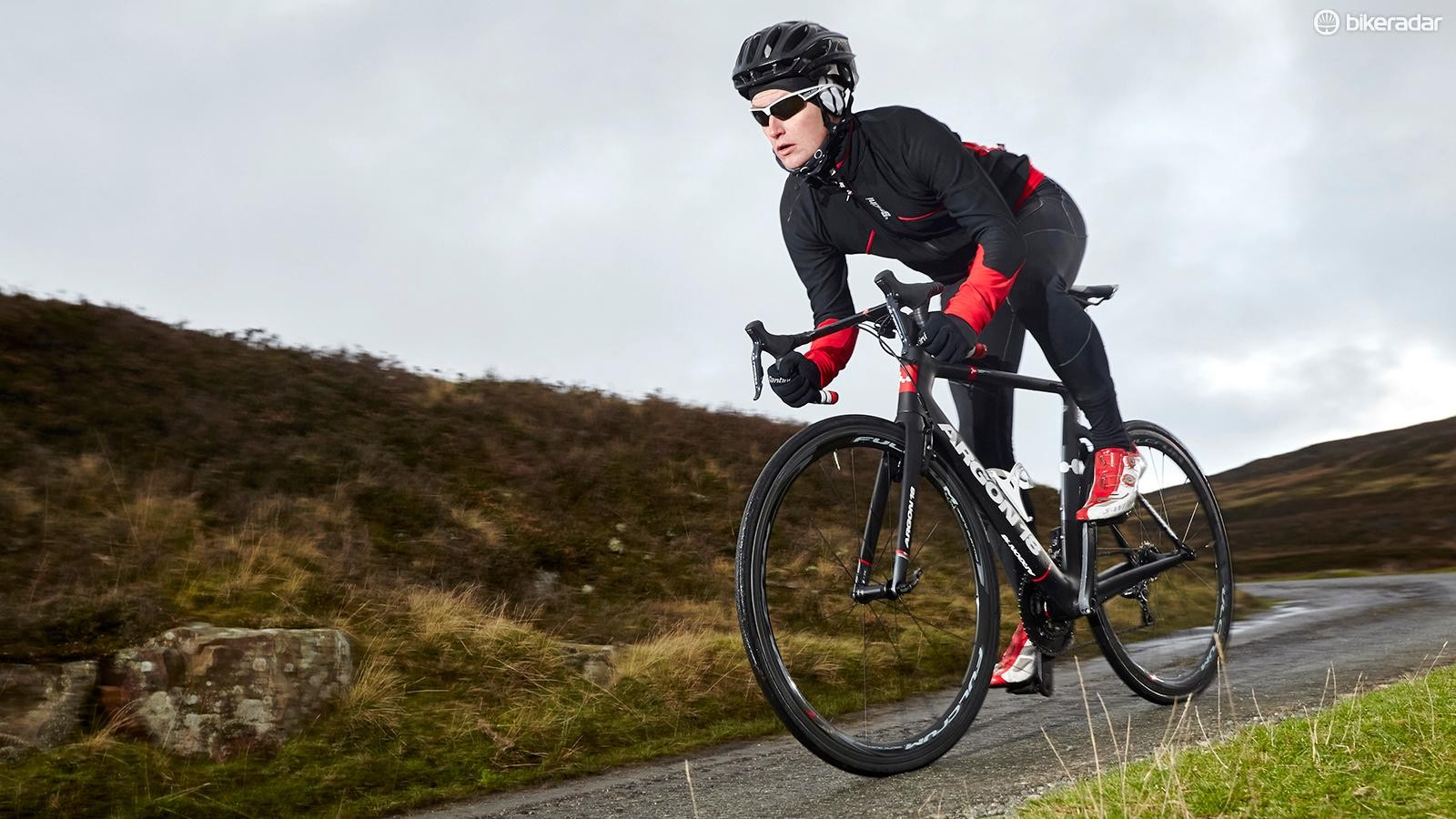 Argon 18's Nitrogen Pro oozes pro-level pedigree