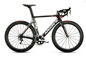While the front end is definitely on the uncompromising side, overall the Argon 18's frame feels firm but fair