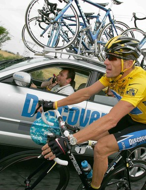 Armstrong will be racing to win the Tour in 2009, but for whom?
