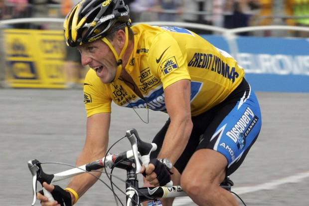 Lance Armstrong is beginning his comeback with the Tour Down Under