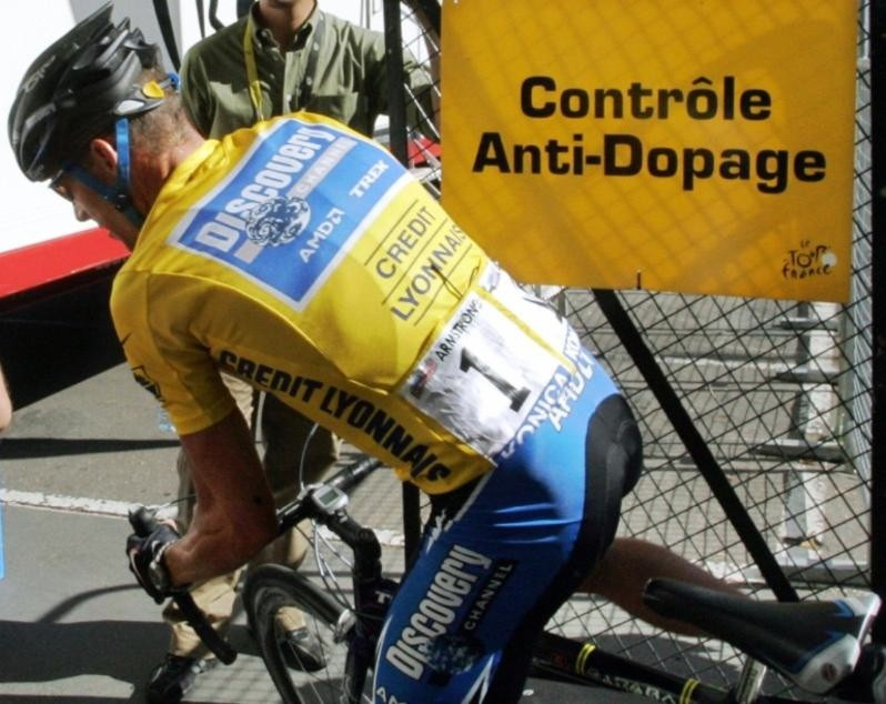The battle royale between Lance Armstrong and the former Tour organizers has begun...