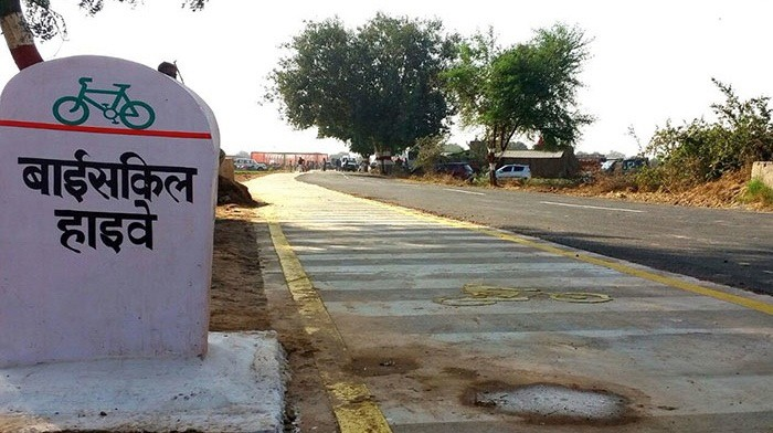 India's first cycle superhighway is now open