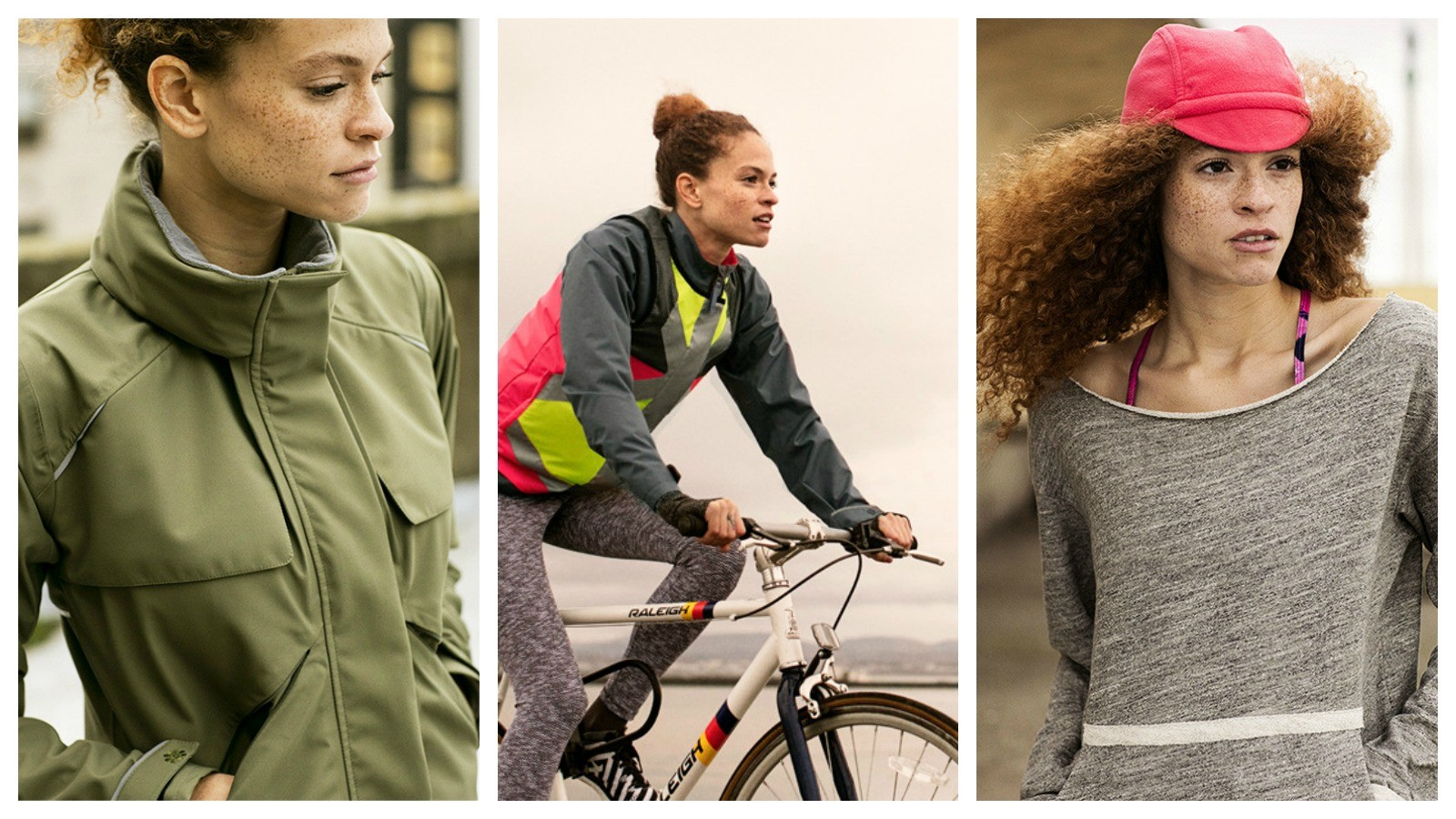 Commuter wear but without the usual utilitarian look by As Bold As