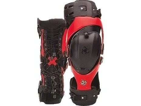 Asterisk Cell Knee Protection System Pair Of Braces