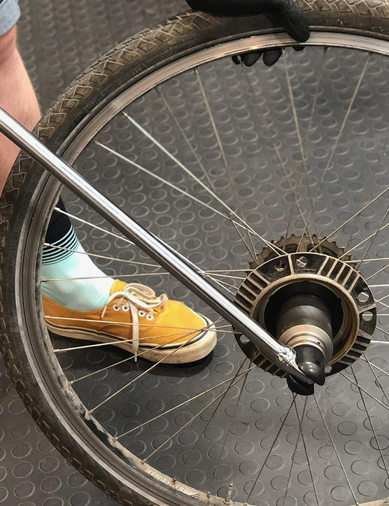 41mm socket Arai drum brake