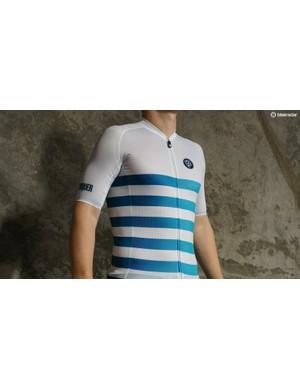 Attaquer's All Day Faded Stripe jersey