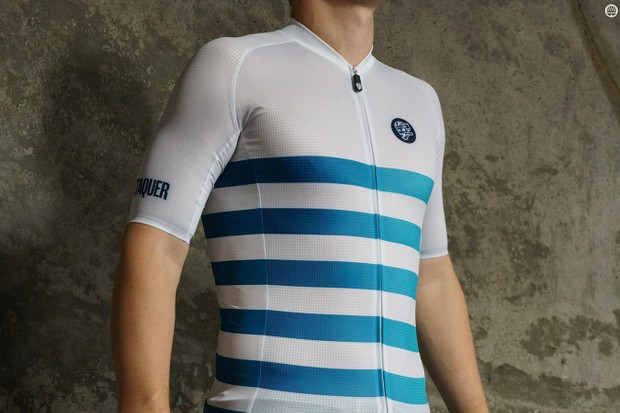 Attaquer's All Day Faded Stripe jersey
