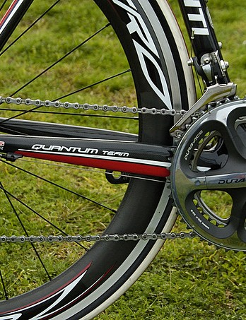 Shimano's new Dura-Ace group provides a slick and striking stransmission
