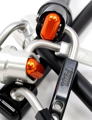 Paul Components now offers lust-worthy machined aluminum thru-axles