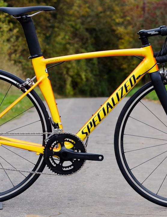 The Specialized Allez DSW SL Comp is as racy as they come