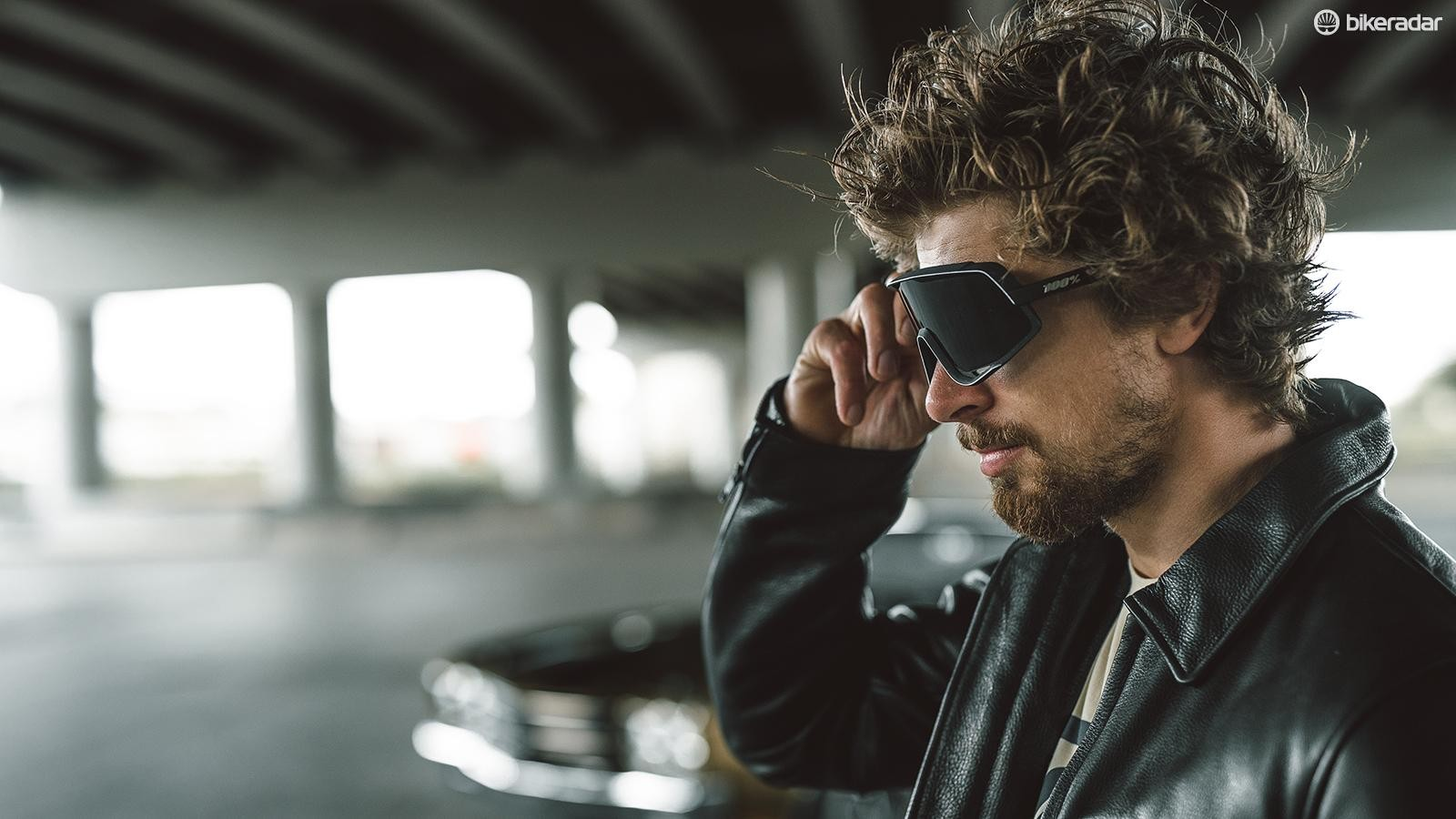 Peter Sagan and 100% launch new Glendale sunglasses