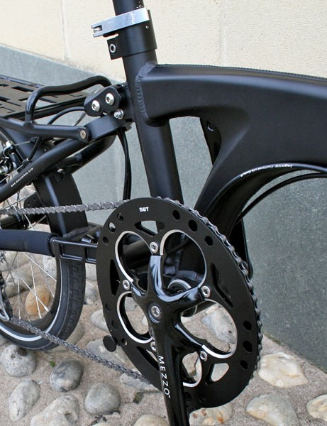 Back end with custom chainset