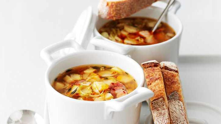 A dish to warm you up on a cold day