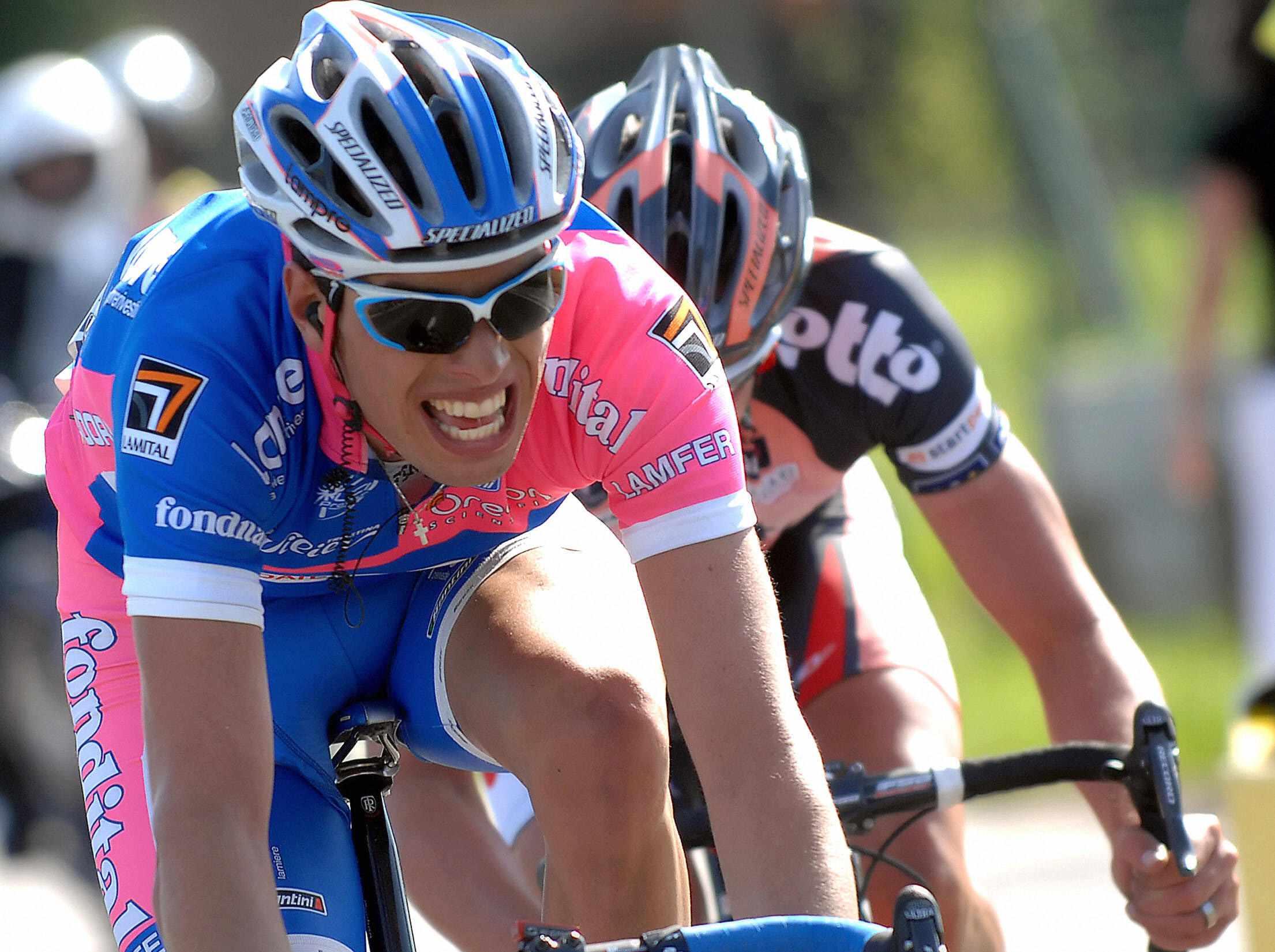 Alessandro Ballan (Lampre-Fondital) (file photo)