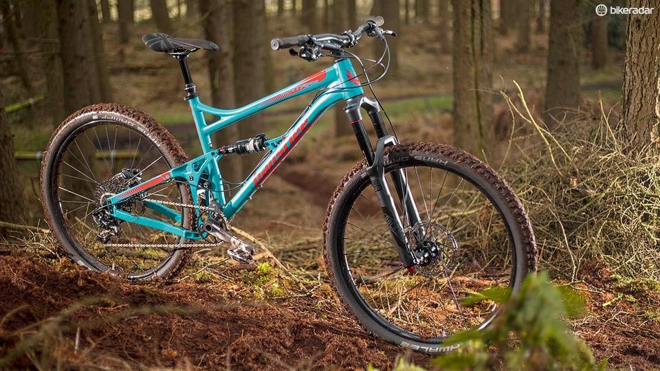 Banshee Spitfire GX build review - BikeRadar