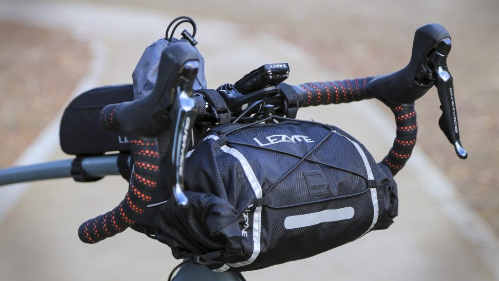 Lezyne is bringing a line of adventure bags to the touring fray
