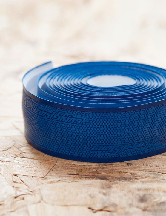 Get some grippy bars with the Lizard Skins bar tape