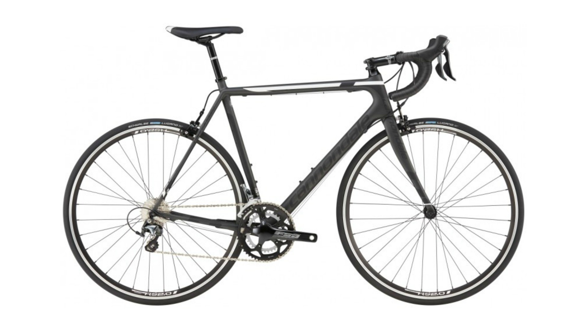 A Cannondale bike for road use or a spot of commuting