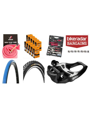 Bargain cycling essentials so you can keep your cash for bigger, better bike bits