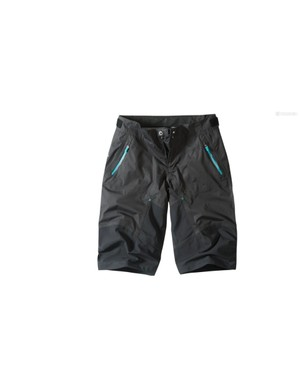 Avoid a damp undercarriage! Pop a pair of the Flo waterproof shorts from Madison on, and wet chamois are on their way to becoming a thing of the past