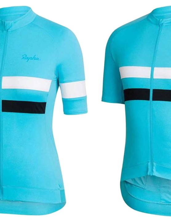 Channel your inner Chris Froome with men's and women's training jerseys by Rapha