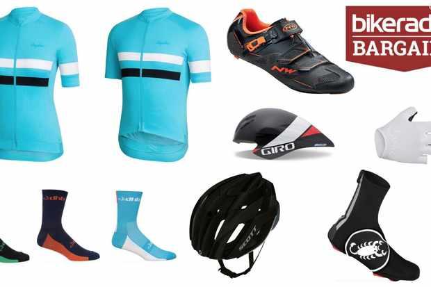 Bargain road bike kit for your weekend skinny-tyred adventures