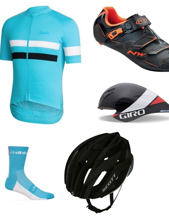 Bargain road bike kit for your weekend skinny-tyred adventures