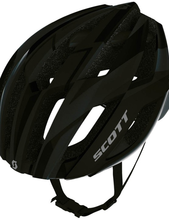 An entry-level road cycling helmet