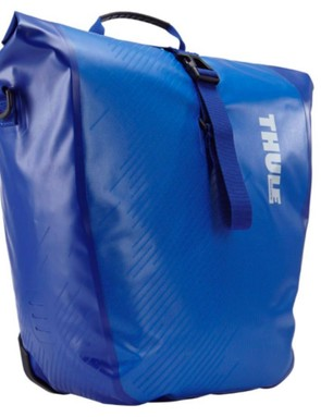 The Thule Pack'n'Go pannier is compatible with their Pack'n'Go rack