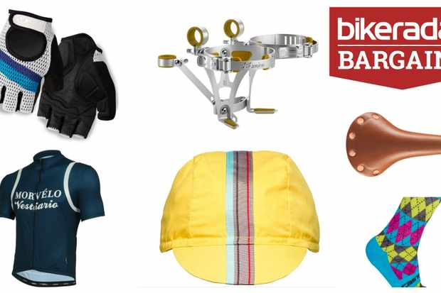 Bargain vintage cycling clothing and accessories
