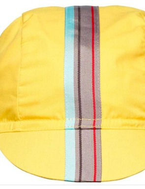 A splash of sunshine in the shape of this fetching Vulpine cap