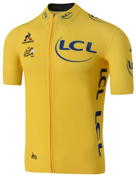 There couldn't be a more perfect time to get a yellow jersey on your back