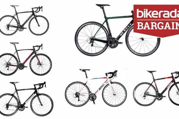 Get a 2016 bike without paying full whack
